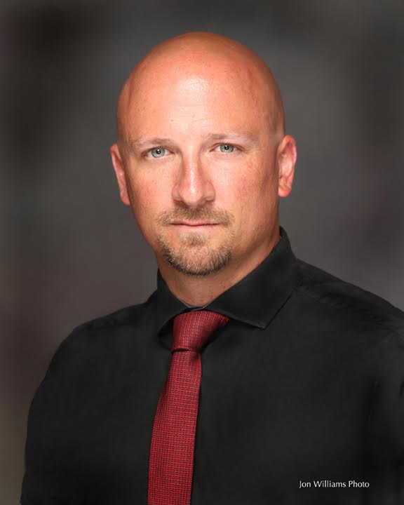 Bryan Becherini, Mound Fort Junior High principal